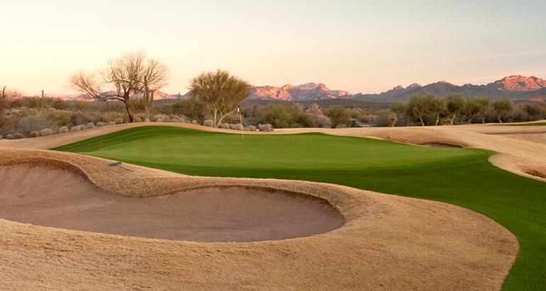 golf in scottsdale arizona