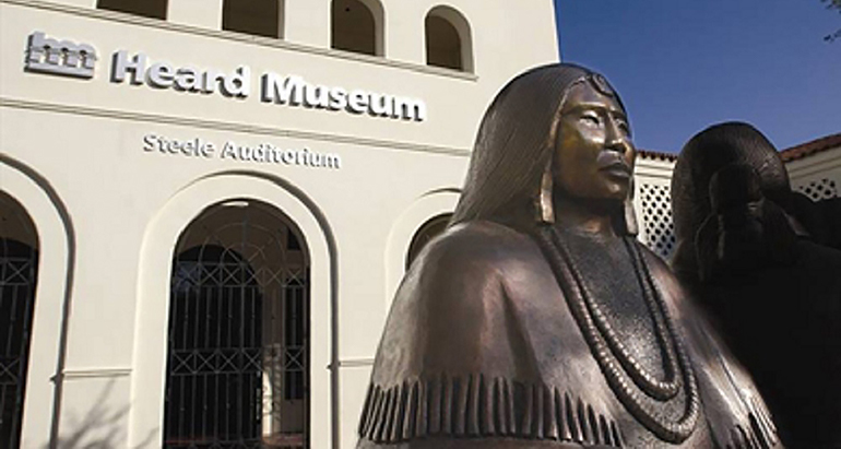 the heard museum in phoenix arizona