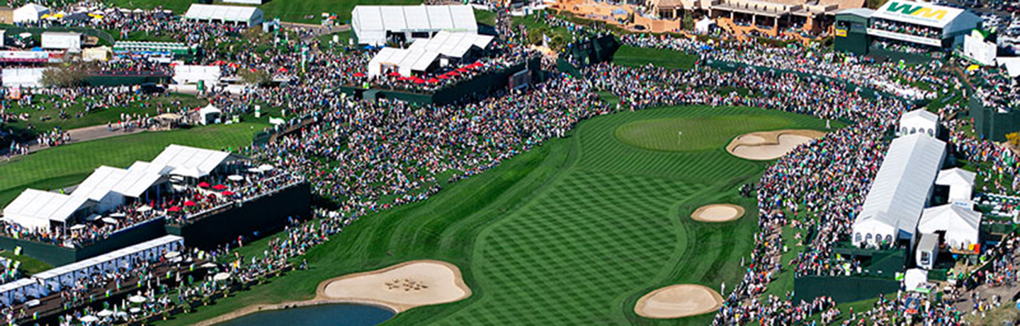 The Scottsdale Resort, like other Phoenix, Arizona resorts, gearing up for the Waste Management Phoenix Open