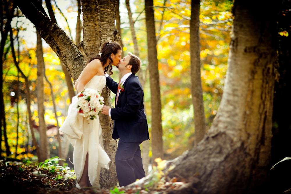 Stowe Forest Wedding