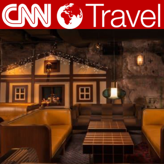 CNN Travel Press Clip