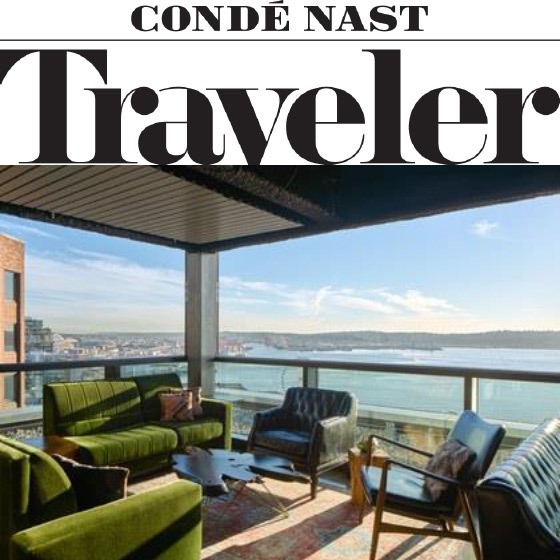 Conde Nast Traveler Press Clip