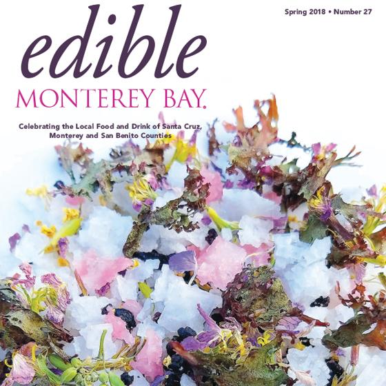 edible monterey bay Spring 2018