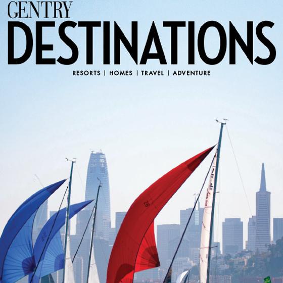 Gentry Destinations August September 2018