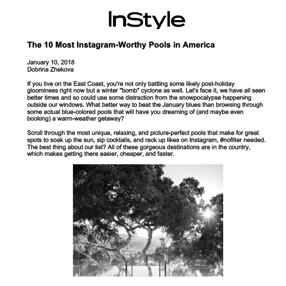InStyle.com January 10 2018