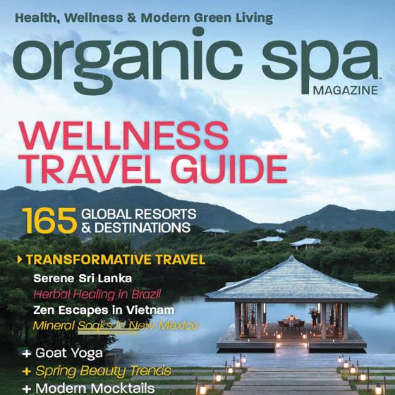 Organic Spa April 2018