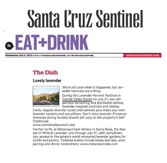 Santa Cruz Sentinel July 11 2018