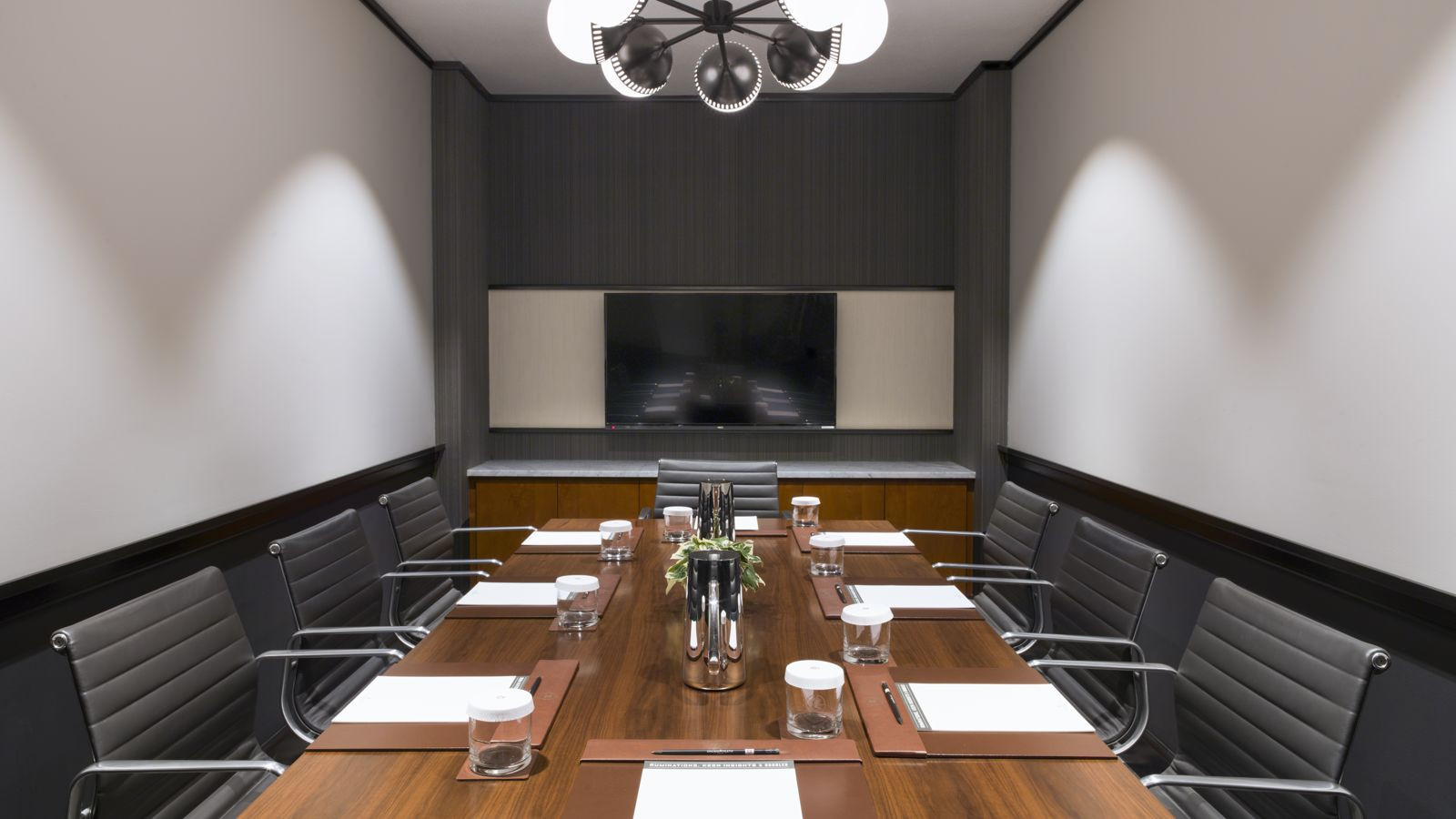 Chicago Athletic Association_Chance Boardroom_Thomas Shelby