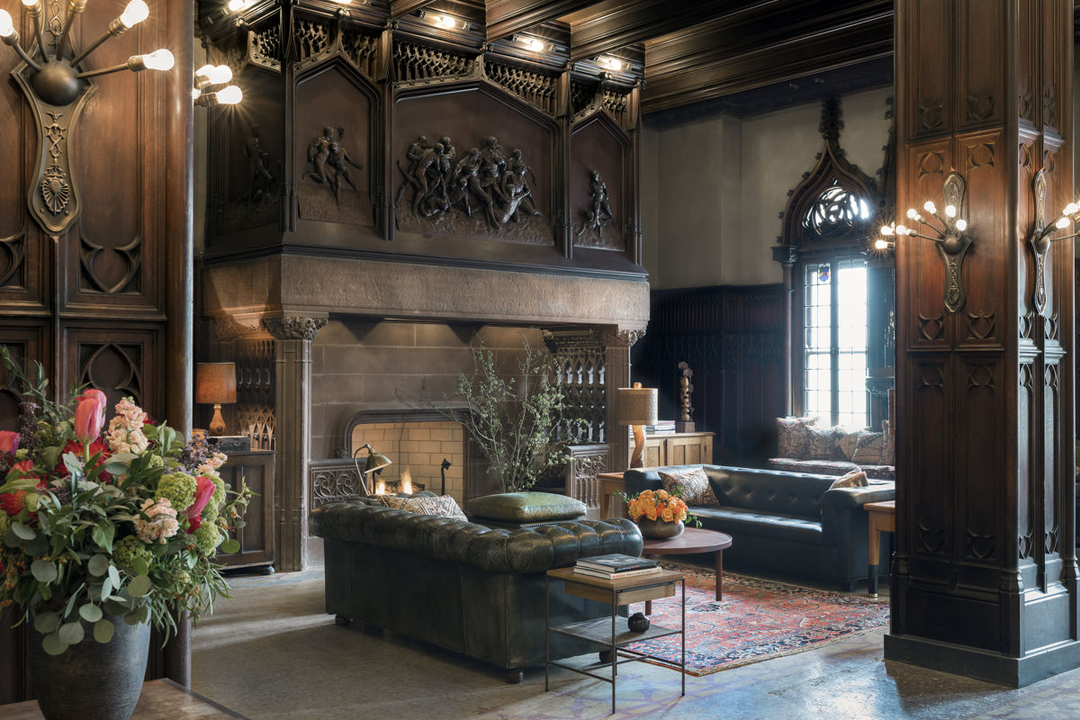 Chicago Athletic Association_Drawing Room_Thomas Shelby