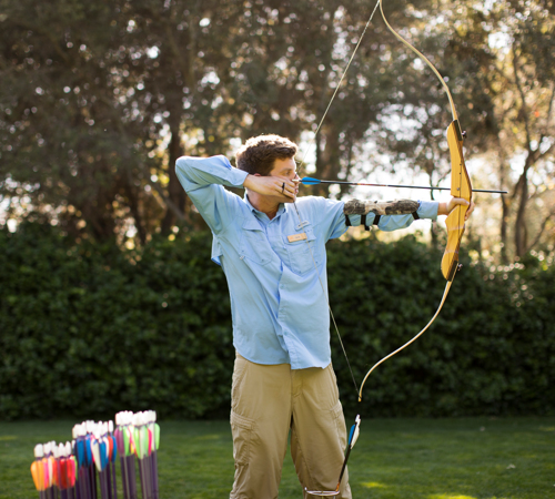 Carmel Valley Ranch_Activities_Archery_03_PD