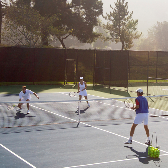 Carmel Valley Ranch_Activities_Tennis_play with the pro
