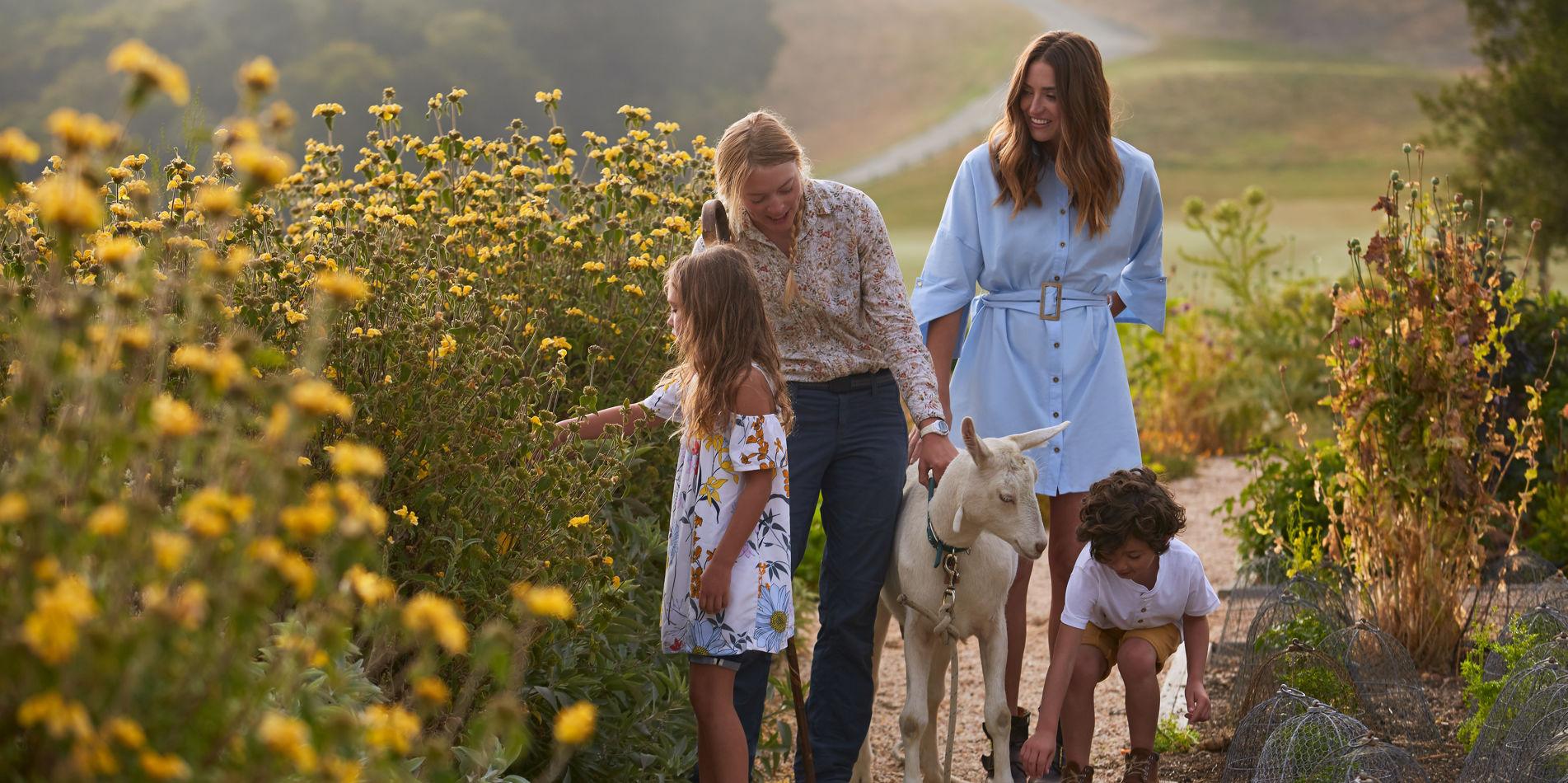 Carmel Valley Ranch_Lifestyle_Organic Garden_Goat Walk_GJ_1234 2_v1_current