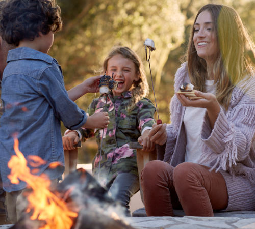 Carmel Valley Ranch_Lifestyle_Smores_Family_4316_GJ