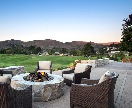 Carmel Valley Ranch_Meetings_Clubhouse terrace