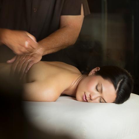 Carmel Valley Ranch_Spa_female massage treatment