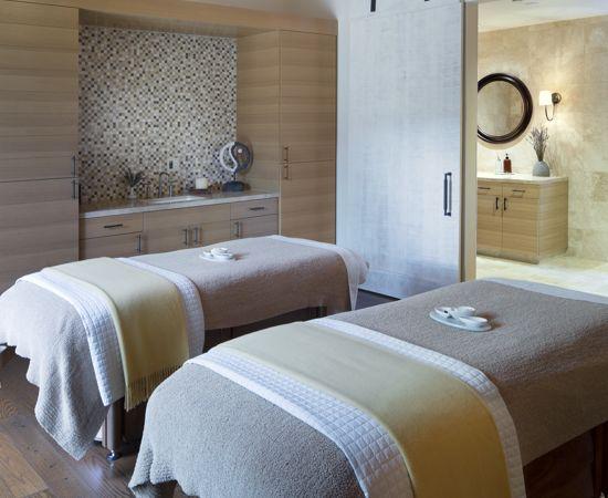 Carmel Valley Spa Treatment Room THS0614