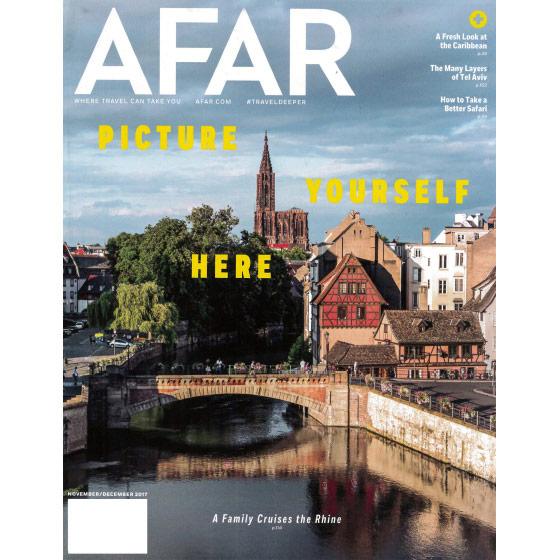 AFAR - NOVEMBER/DECEMBER 2017