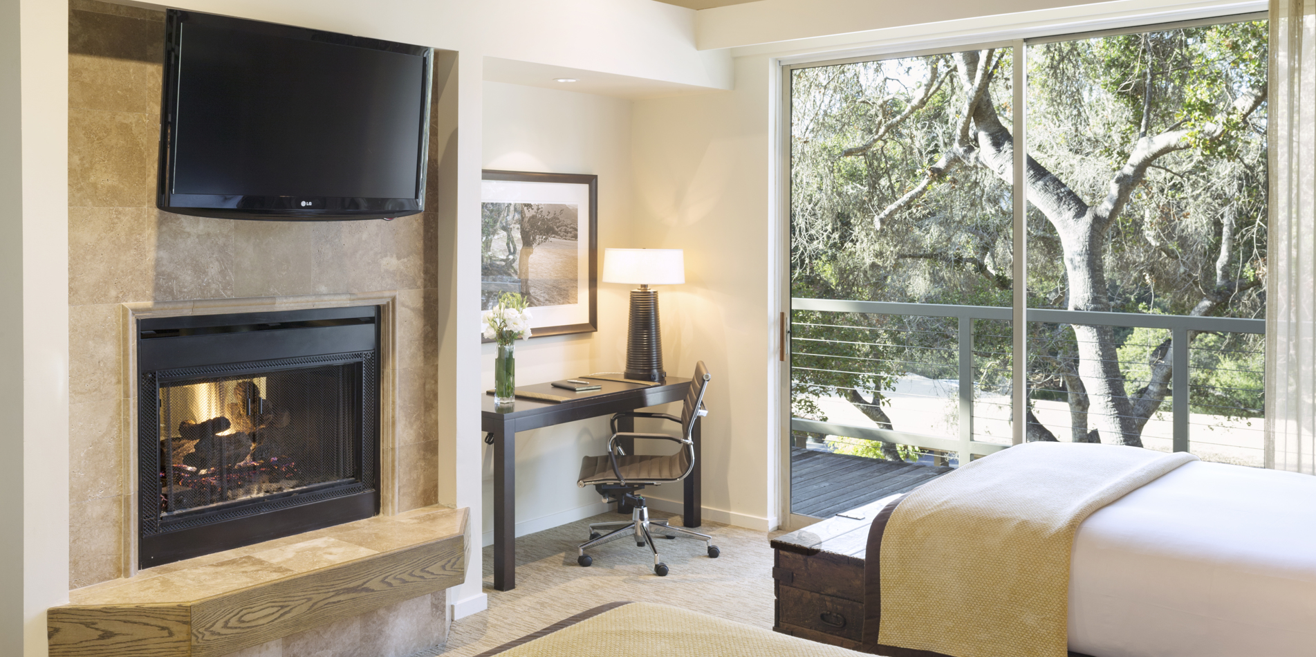 Carmel Valley Ranch_Accommodations_Carmel Suite_BR2_Double_101
