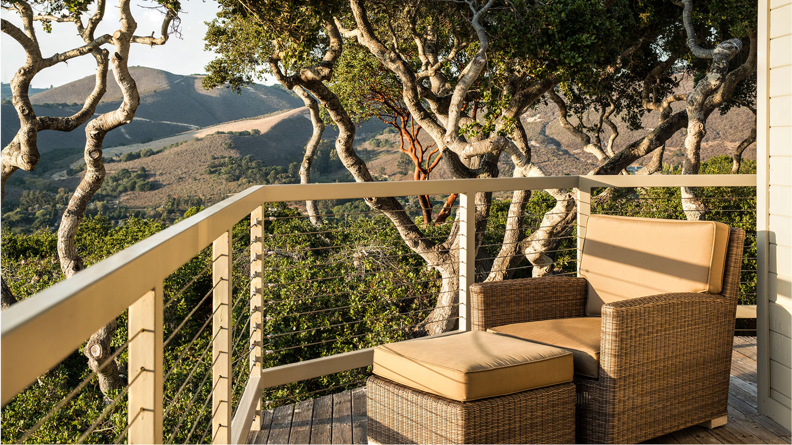 Carmel Valley Ranch_Accommodations_Hilltop GarlandSuite_View