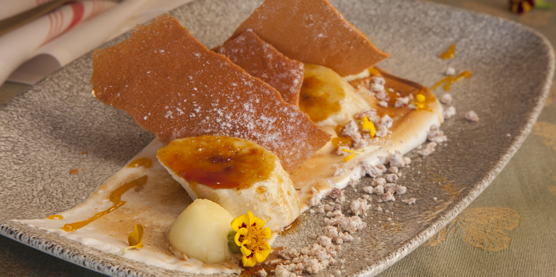 Carmel Valley Ranch_Dining_Dessert_Banana_Pudding_BM