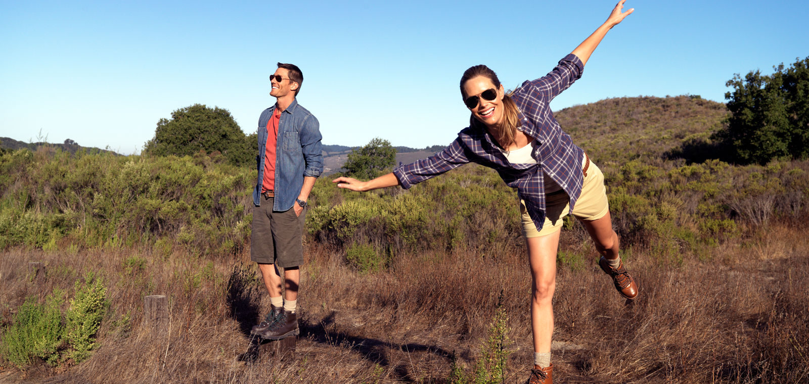 Carmel Valley Ranch_Lifestyle_Hike_couple hiking fun