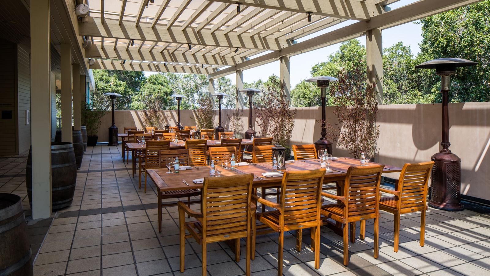 Carmel Valley Ranch_Meetings_Redwood Terrace