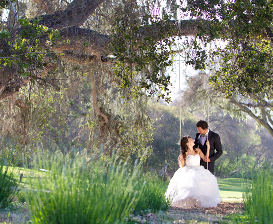 Carmel Valley Ranch_Weddings_Swing_panoramic_MS_0092