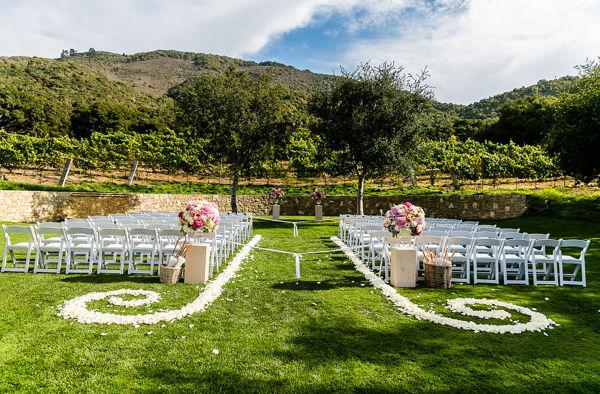 Carmel Valley Ranch_Weddings_Vineyard Lawn