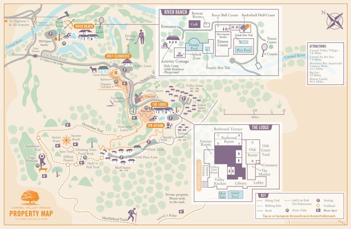 CVR Map