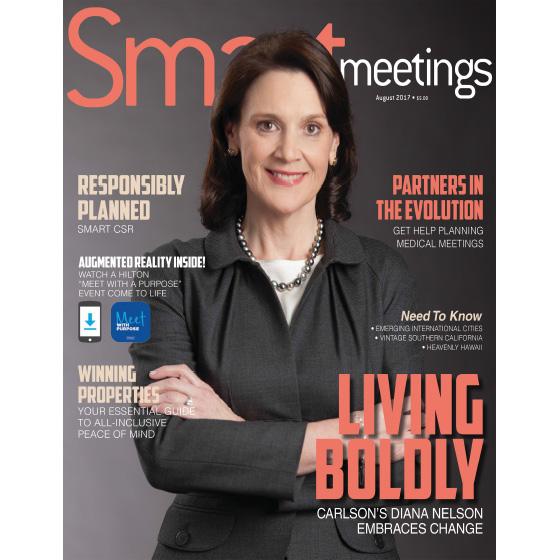 SMART MEETINGS - AUGUST 2017