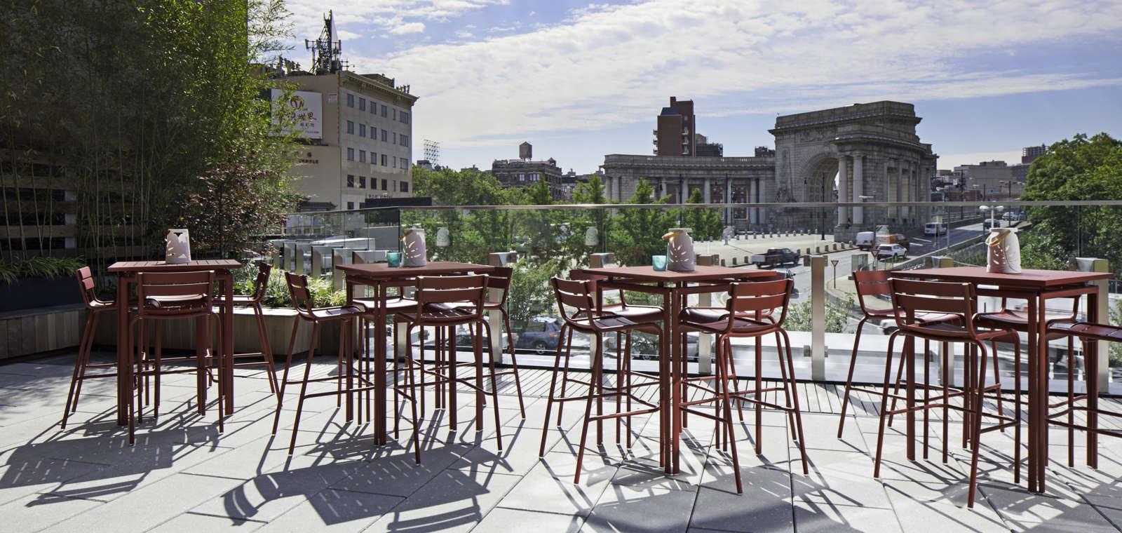 Hotel  50 Bowery 2017 Ivy TSANG
