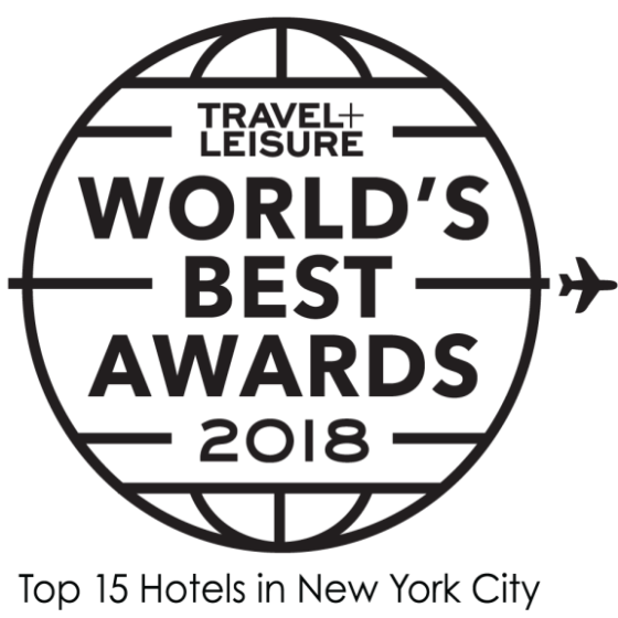 Hotel 50 Bowery Award Winner Top Hotels in NYC