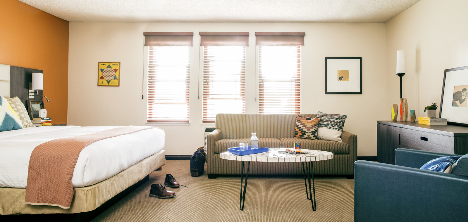 Boutique Hotels In Mountain View CA | Hotel Avante
