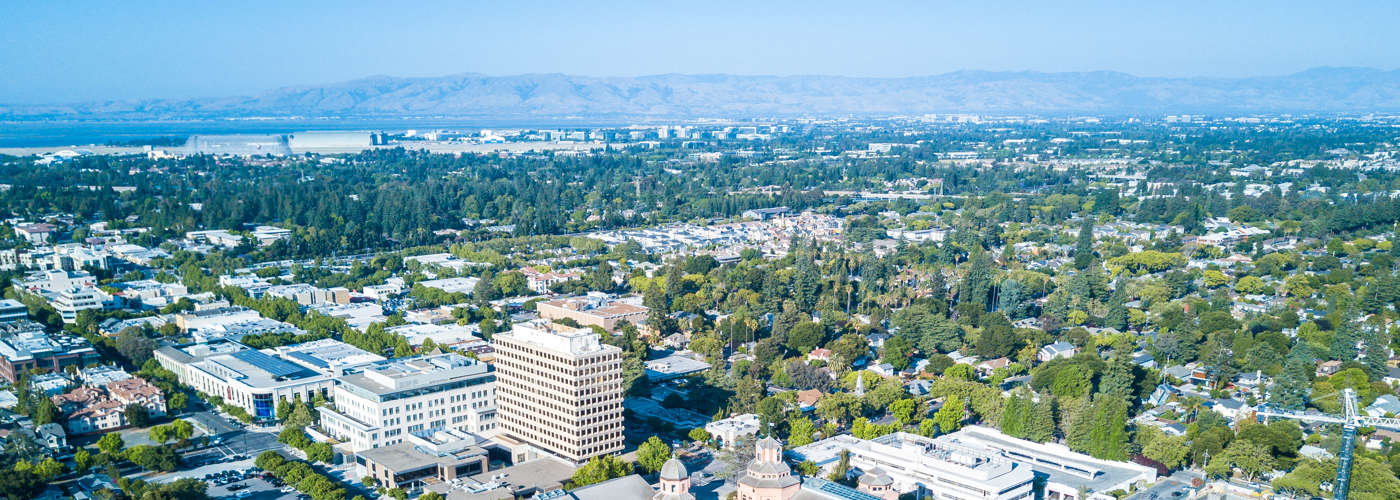 Downtown Mountain View