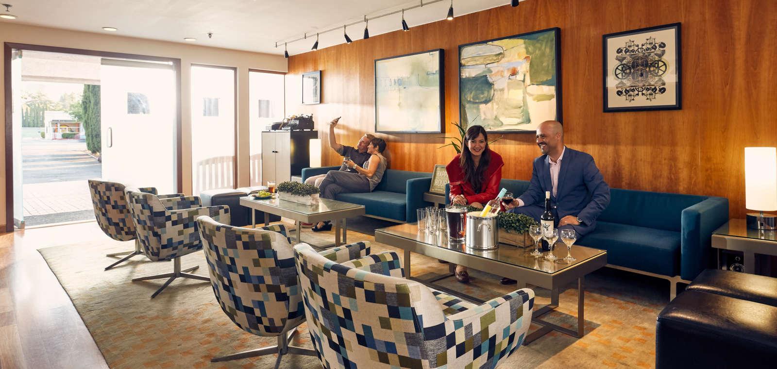 Hotel Avante_Lifestyle_Lobby