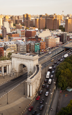 Manhattan Bridge Archway