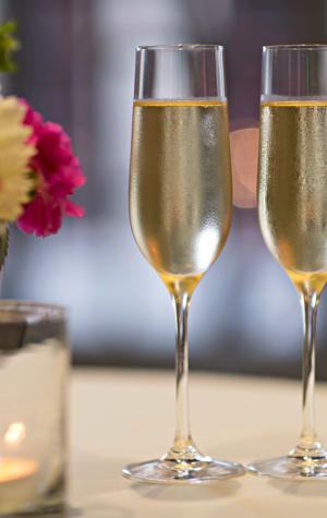 Bellevue Room Weddings Cheers The Marker SF