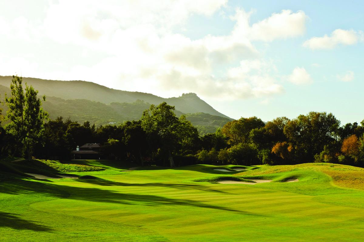 Carmel Valley Golf Course