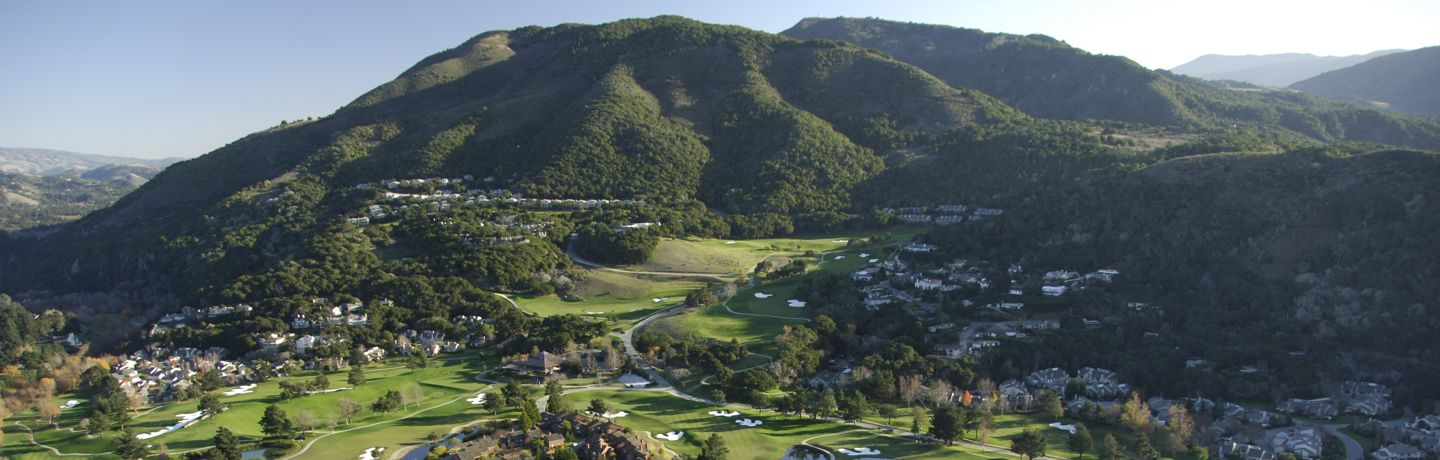 Carmel Valley Ranch_Exterior_Golf Course_Hero