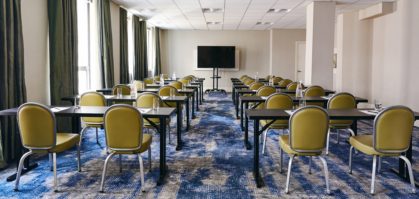 Galleria Park_Events_Classroom Style