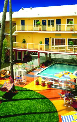 Hotel del Sol Courtyard