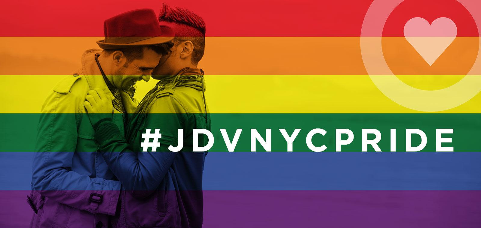 #JDVNYCPRIDE