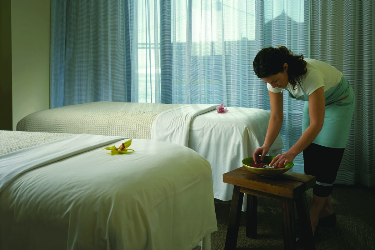 Spa Vitale Couples Room
