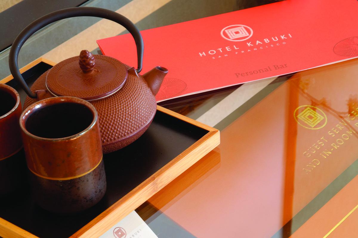 Hotel Kabuki Guestroom Desk Detail MM