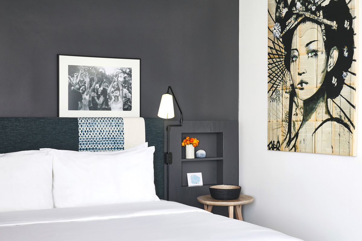 Hotel Kabuki Deluxe Room