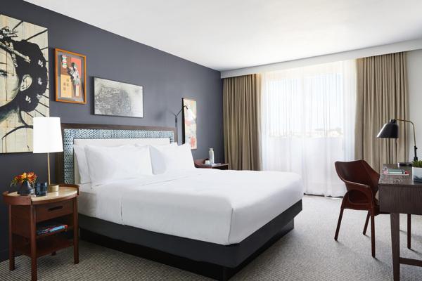 Hotel Kabuki Superior King Guest Room