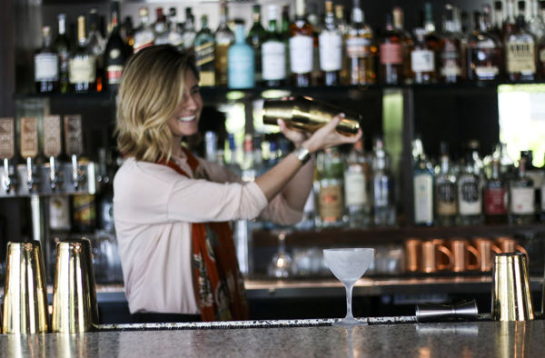 Laureate Bar & Lounge Bartender
