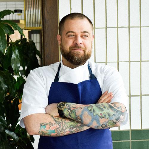 Chef Rob Shaner