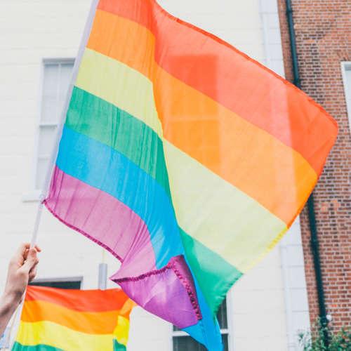 Hotel Lincoln_Pride_Flag