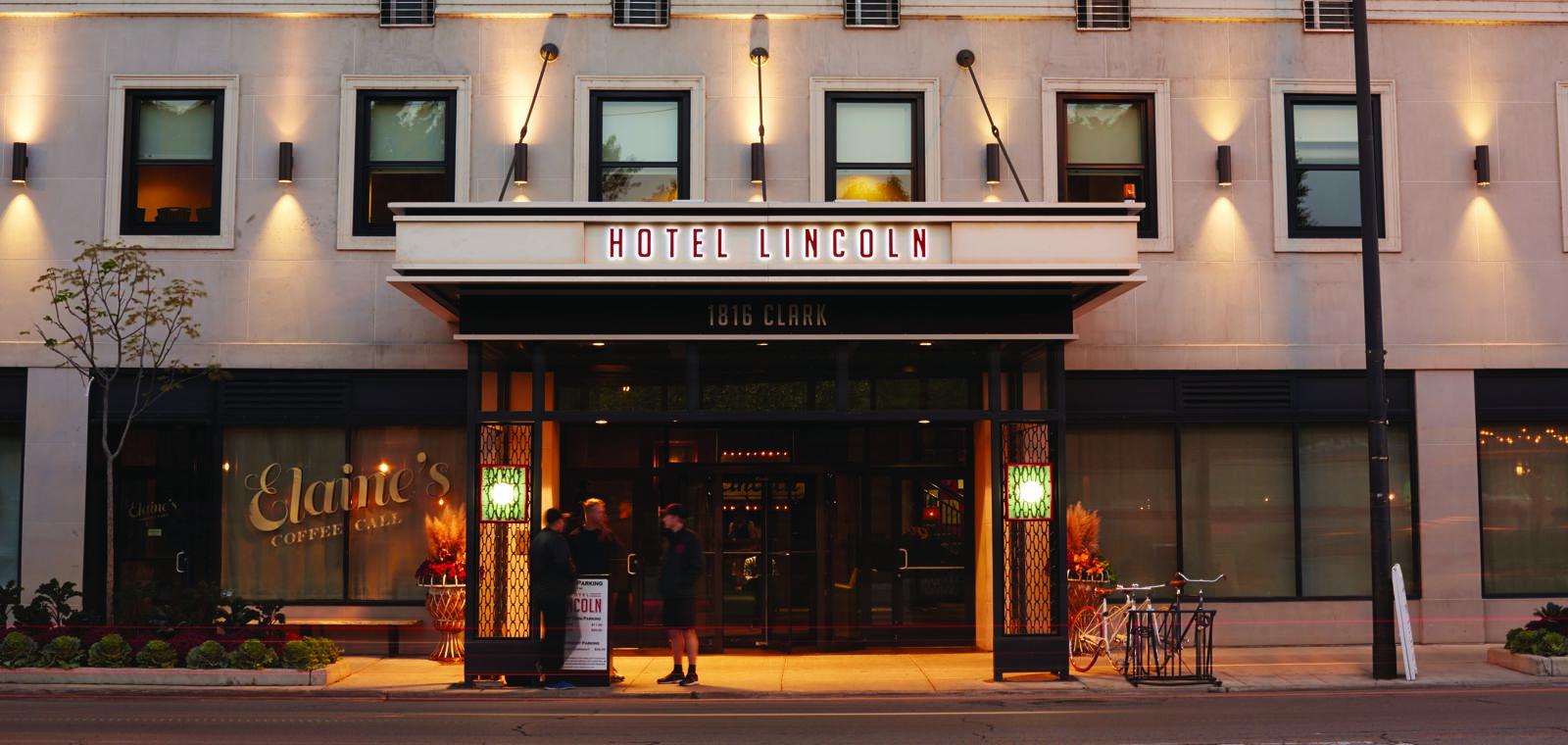 Lincoln Exterior